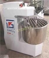 Cinell Spiral 30qrt Dough Mixer