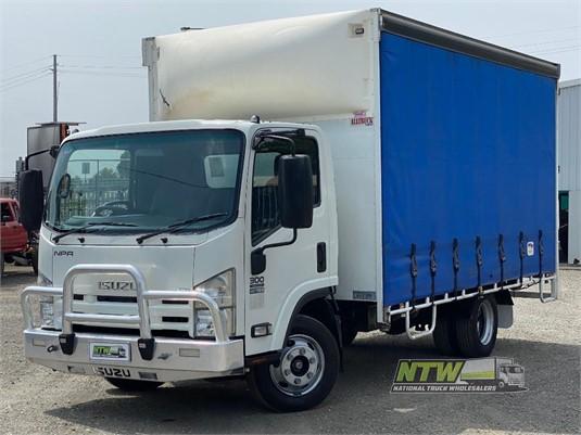 2013 Isuzu NPR National Truck Wholesalers Pty Ltd - Trucks for Sale