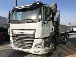 DAF CF480  Nuovo