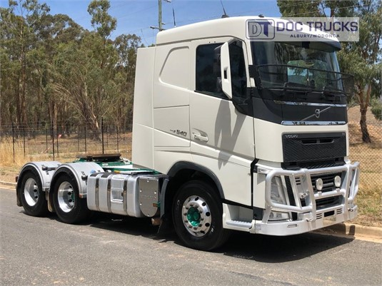 2015 Volvo FH13 DOC Trucks - Trucks for Sale