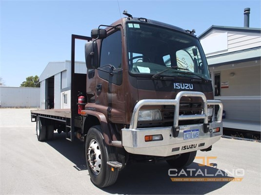 2007 Isuzu FVR 900 Catalano Truck And Equipment Sales And Hire - Trucks for Sale