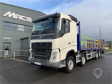 2020 VOLVO FH460 at TruckLocator.ie