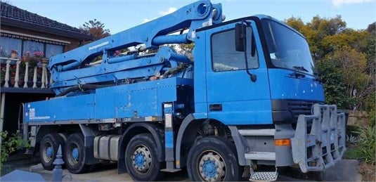 2002 Mercedes-benz Other - Trucks for Sale