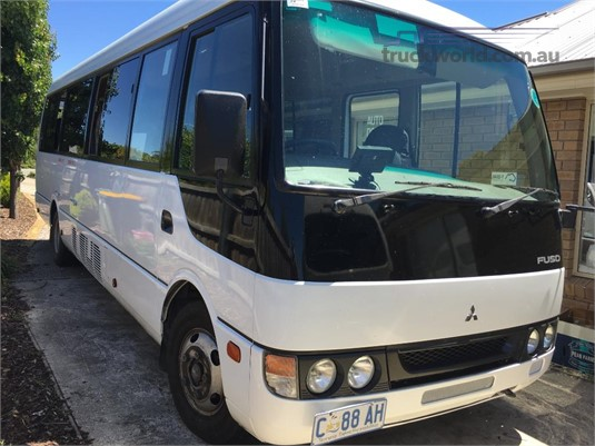 2007 Fuso Rosa 25 Seats - Buses for Sale