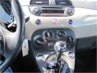 2012 FIAT 500 166106 KMS
