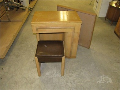 M Vintage Singer Sewing Machine Table Stool Other Items For Sale