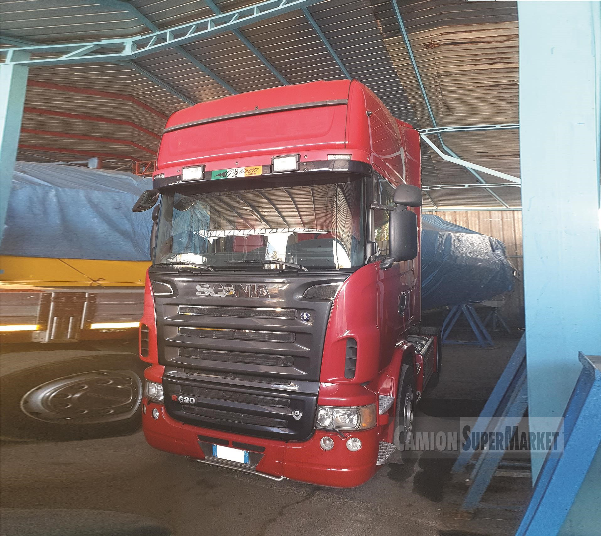Scania R620 used 2007