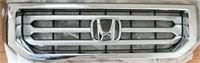 Ridgeline Honda OEM grill removed immediately