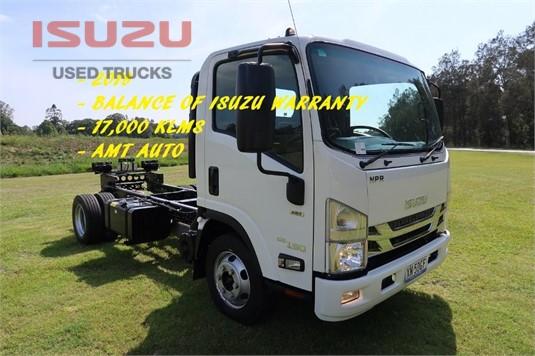 2019 Isuzu NPR 65 190 AMT Used Isuzu Trucks - Trucks for Sale