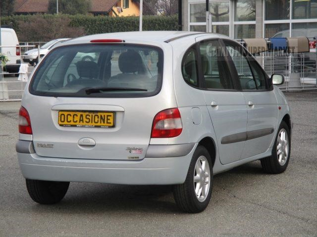 Renault SCENIC-LIMITED 1.9 DCI 102 CV Usato 2002