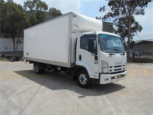 2012 Isuzu FRR City Hino - Trucks for Sale