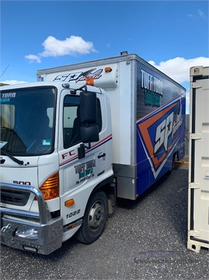 2012 Hino FC1022 - Trucks for Sale