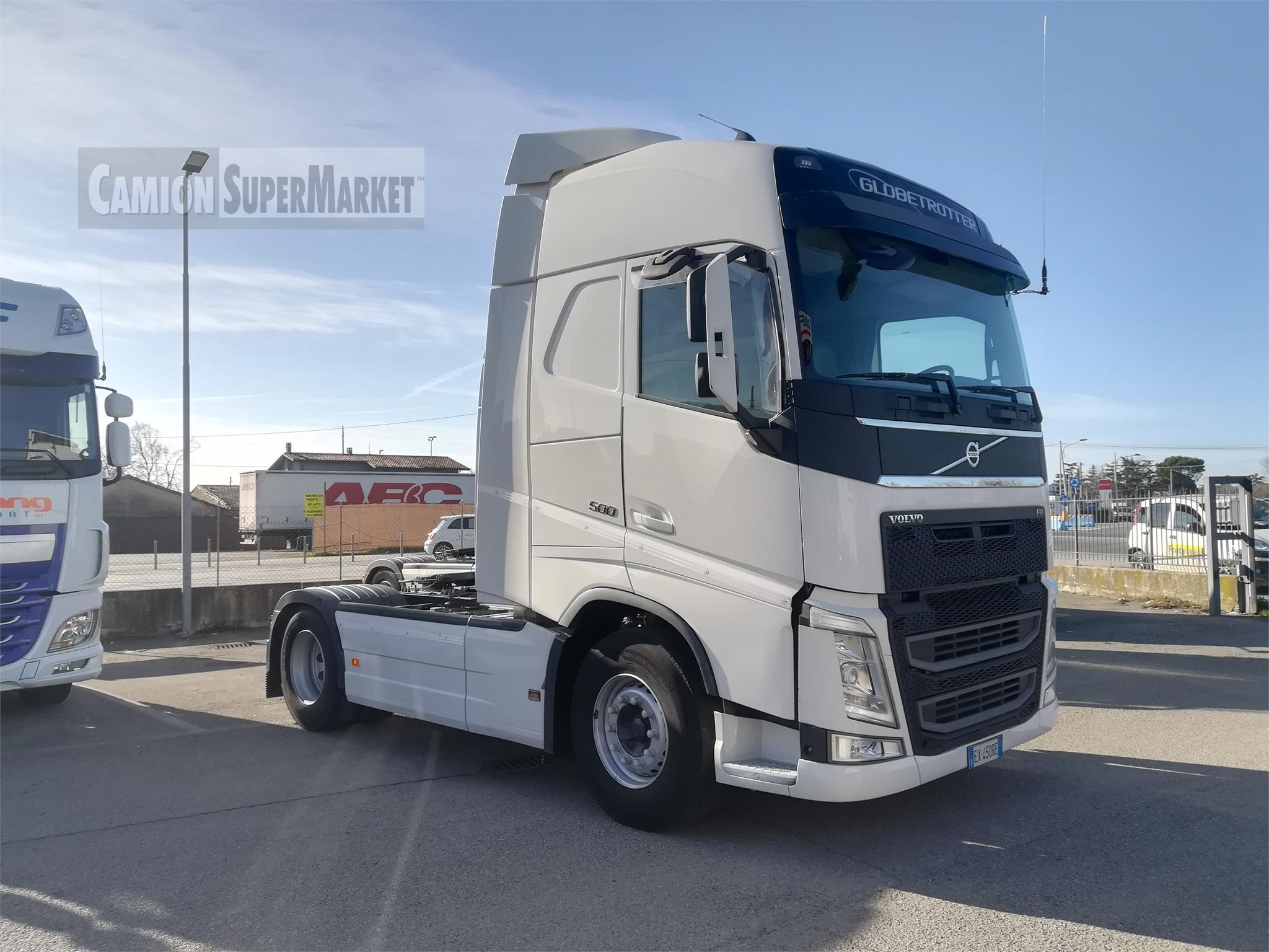 Volvo FH500 used 2015