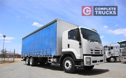 2008 Isuzu FVM1400 Complete Equipment Sales Pty Ltd - Trucks for Sale