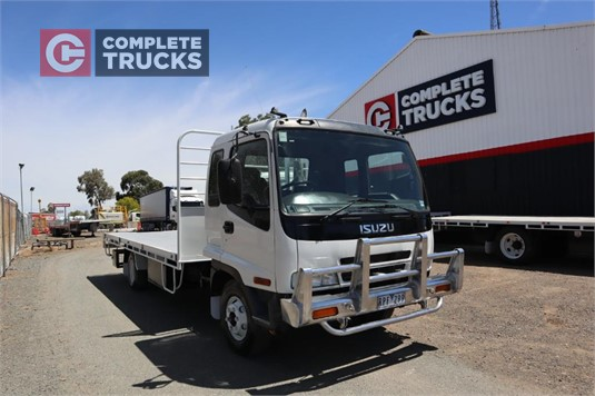 2002 Isuzu FRR500 Complete Equipment Sales Pty Ltd - Trucks for Sale