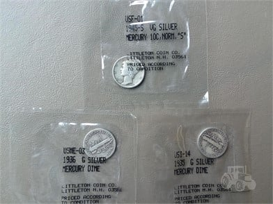 special sales reputable site coupon code 3 SILVER MERCURY DIMES Other Items For Sale - 1 Listings ...
