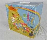 Vintage Beanie Baby Ark Carrying Case