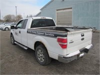 2009 FORD F150 264012 KMS