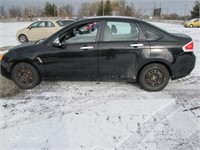 2009 FORD FOCUS 131369 KMS
