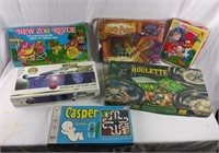 Lot Of Board Games Casper Harry Potter Star Trek