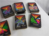 Lot Of Boxed Odyssey 2 Games Magnavox