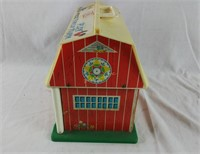Fisher Price Barn & Schoolhouse