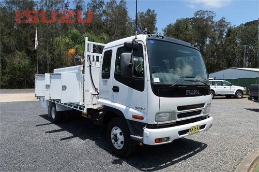 2006 Isuzu FRR 550 Medium Used Isuzu Trucks - Trucks for Sale