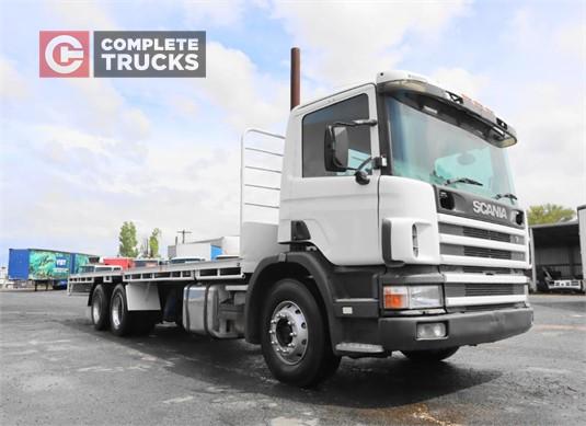 1998 Scania P94 Complete Trucks Pty Ltd - Trucks for Sale