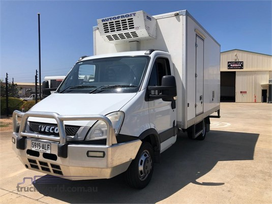 2010 Iveco Daily 45c15 Adelaide Truck Sales - Trucks for Sale