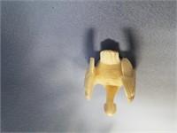 """2.5"""" Fred Mayac ivory swan      (L 150)"""