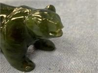 "2"" Jade bear           (g 223)"