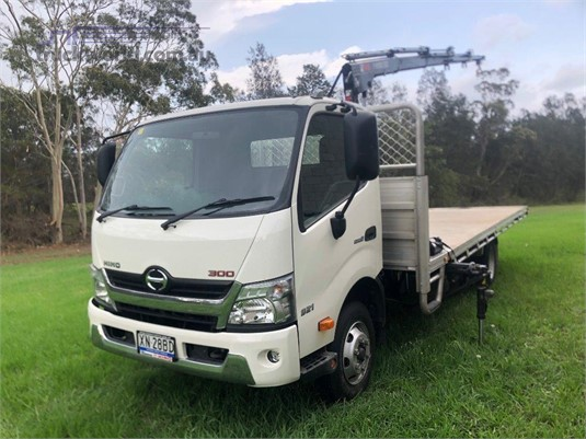 2018 Hino 300 921 - Trucks for Sale