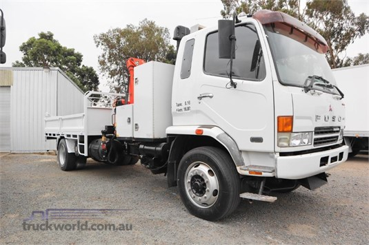 2007 Fuso Fighter FM10.0 - Trucks for Sale