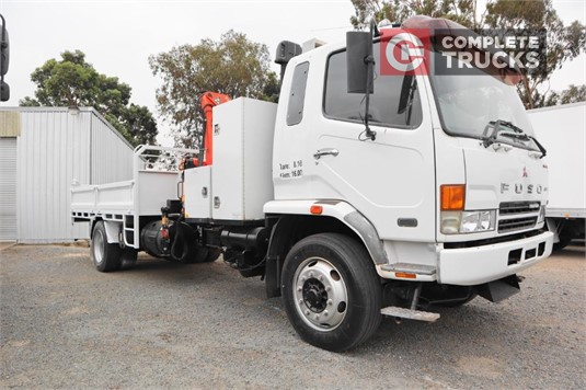 2007 Fuso Fighter FM10.0 Complete Trucks Pty Ltd  - Trucks for Sale
