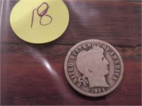 ONLINE SILVER COIN ESTATE AUCTION