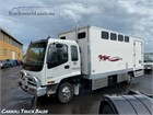 2006 Isuzu FRR Livestock Trucks