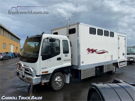 2006 Isuzu FRR Carroll Truck Sales Queensland - Trucks for Sale