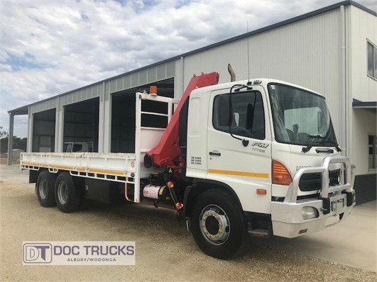 2006 Hino FM DOC Trucks  - Trucks for Sale