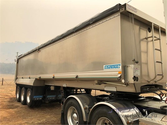 2013 Sloanebuilt Tipping Trailer - Trailers for Sale