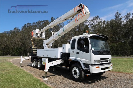 2002 Isuzu FVZ 1400 - Trucks for Sale