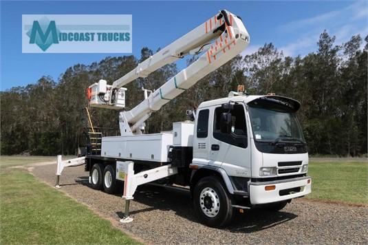2002 Isuzu FVZ 1400 Midcoast Trucks - Trucks for Sale