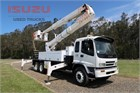 2002 Isuzu FVZ 1400 Cherry Picker