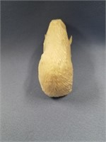 """Ivory muskox, 3 1/2"""" long, one of the nicest and l"""