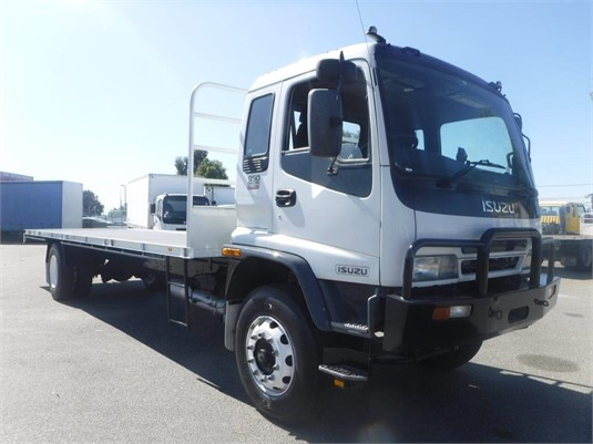 2006 Isuzu FVD950 - Trucks for Sale