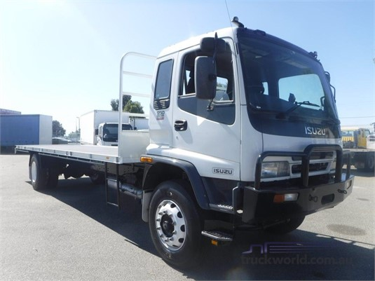 2006 Isuzu FVD950 - Trucks for Sale