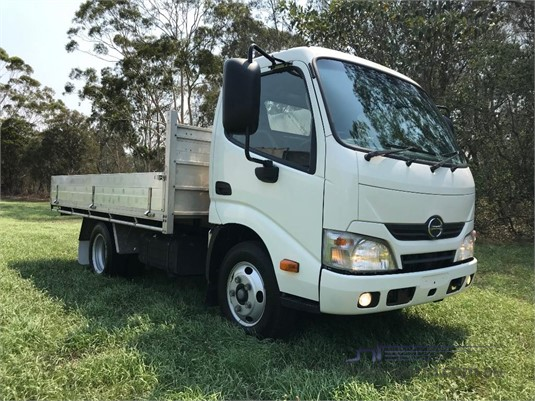 2014 Hino 300 616 Hills Truck Sales - Trucks for Sale