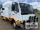 2007 UD MK240 Crane Truck