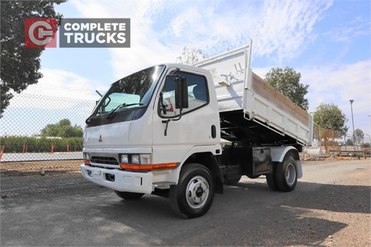 1996 Mitsubishi other Complete Equipment Sales Pty Ltd  - Trucks for Sale