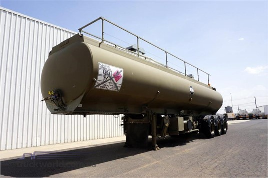 2002 Tieman 32000Ltr Aircraft Refuel Tank - Trailers for Sale
