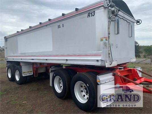 2002 Hercules Quad Dog Trailer Grand Motor Group - Trailers for Sale